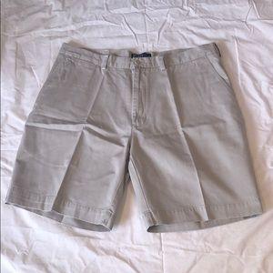 Polo Ralph Lauren men's khaki prospect shorts